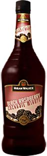 Hiram Walker Liqueur Black Raspberry 1.00l